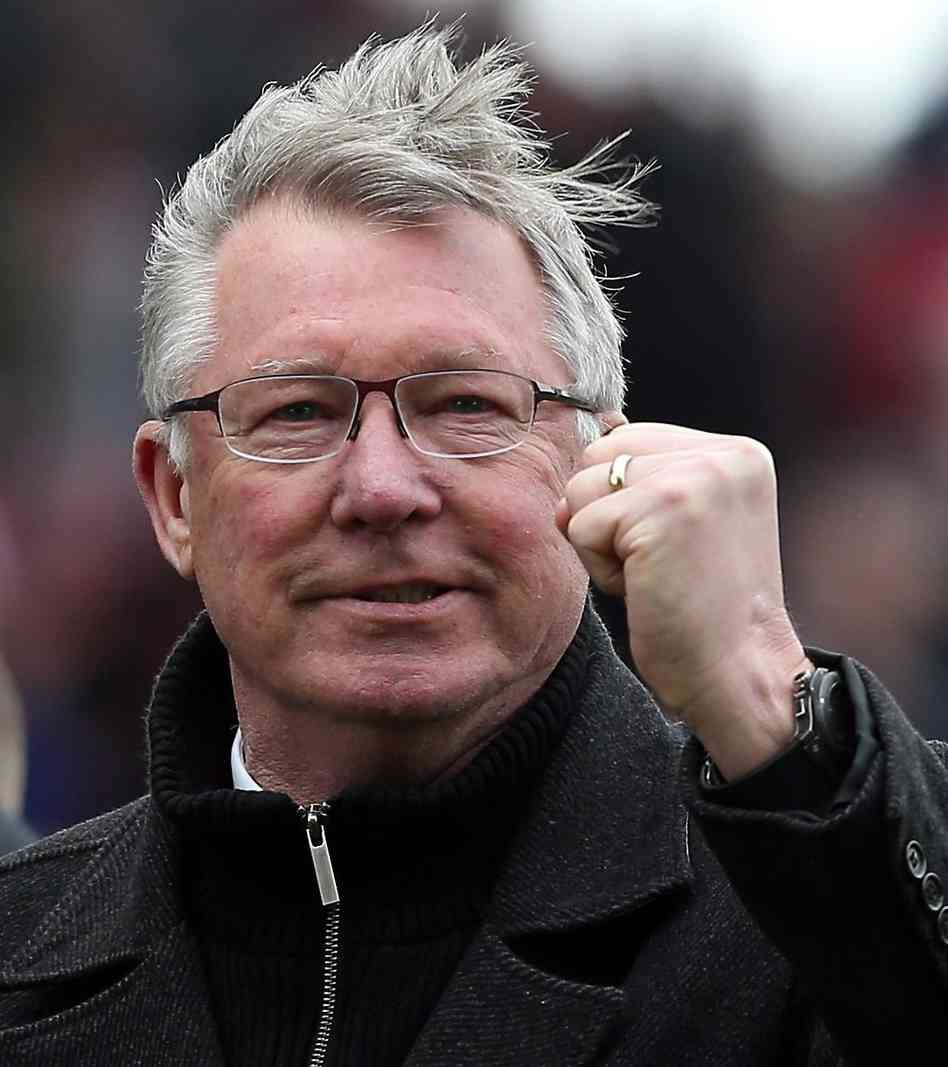 sir alex ferguson Sir alex ferguson has spoken publicly for the first time since emergency surgery for a brain haemorrhage, thanking everyone for their support.