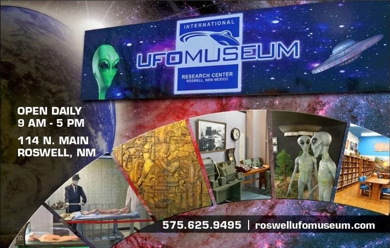 International UFO Museum And Research Center; Roswell, New Mexico