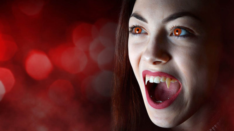 How Social Media Turns You Into A Vamp