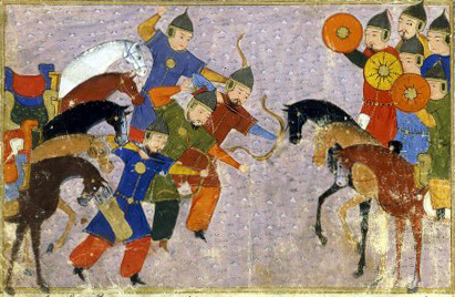 Mongol conquest of the Khwarazmian Empire