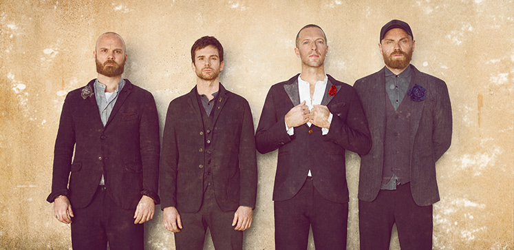 The Coldplay