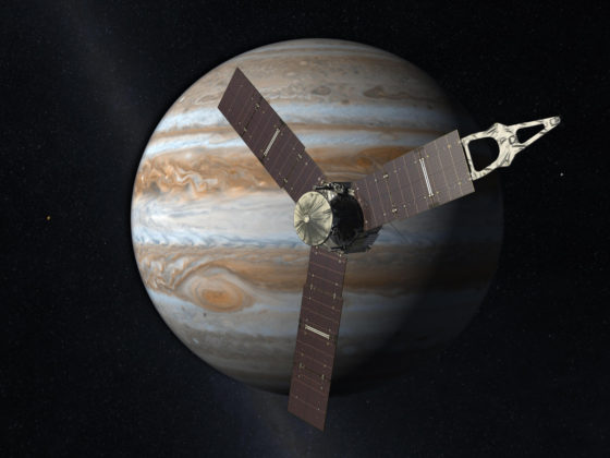 Juno – Uncovering the Giant Planets Story