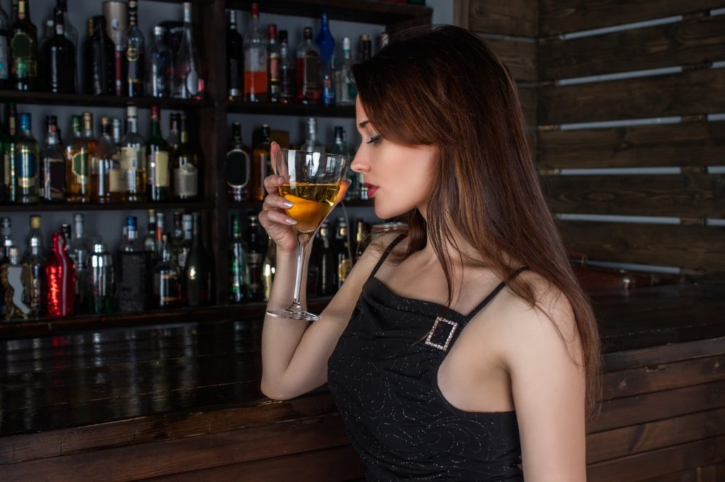 Women Should Not Drink Alcohol