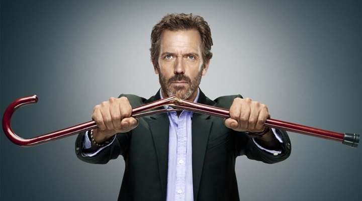 House MD is another character who has mastered the elusiveness of sarcasm.