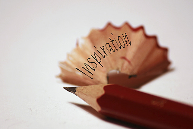 writing and inspiration